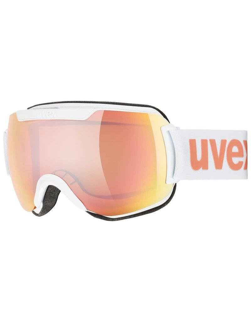 Uvex Downhill 2000 CV S2 White Mat Rose