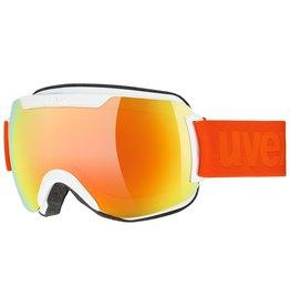 Uvex Downhill 2000 CV S2 White Mat Orange