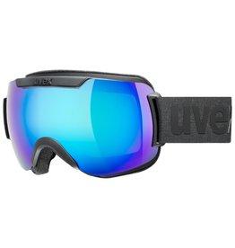 Uvex Downhill 2000 CV S2 Black Mat Blue Radar