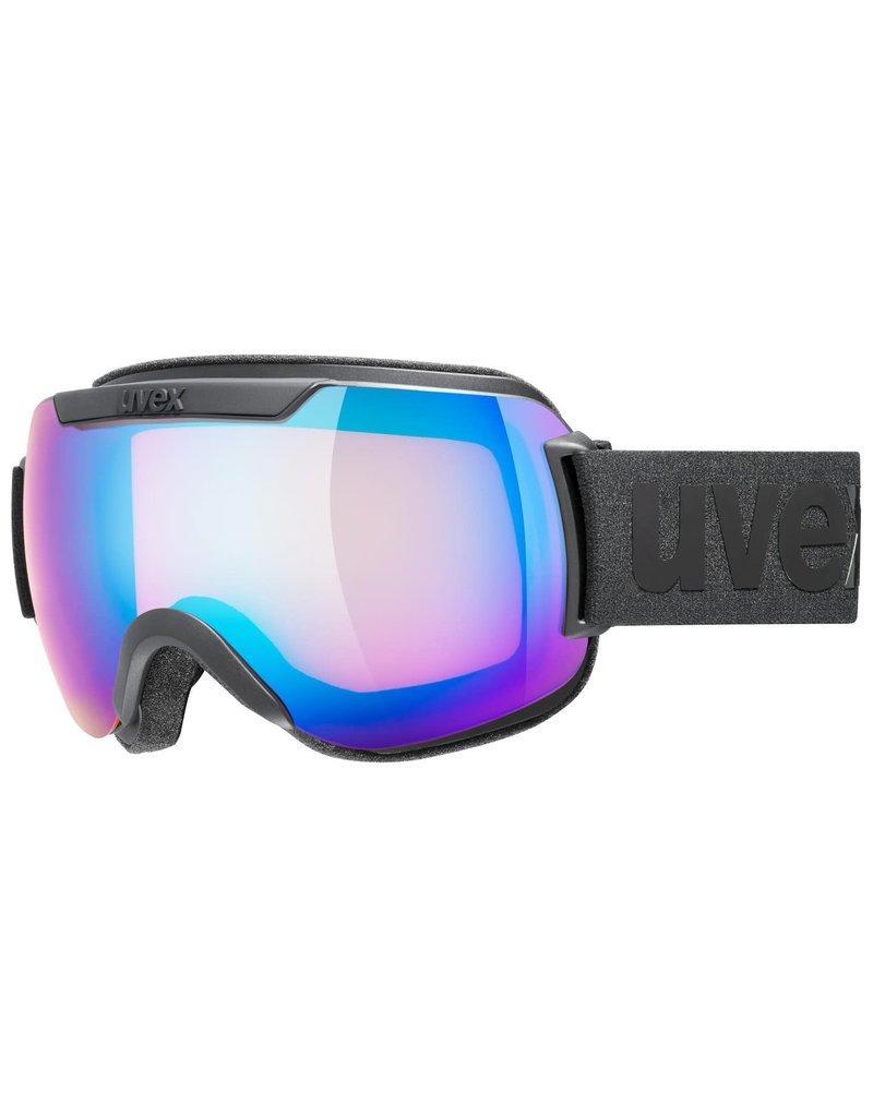 Uvex Downhill 2000 CV S2 Black Mat Blue Hco