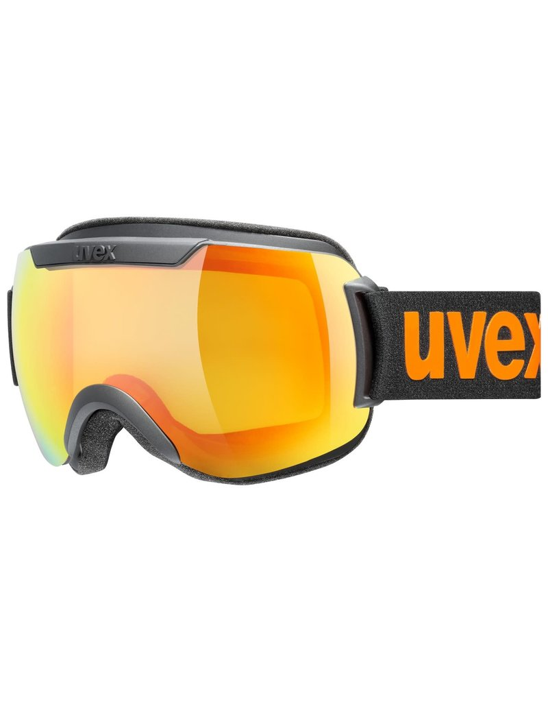 Uvex Downhill 2000 CV S1 Black Mat Orange Vista