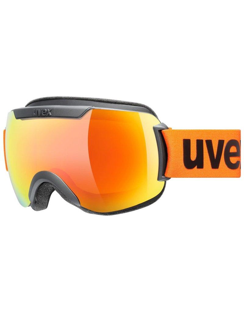 Uvex Downhill 2000 CV S2 Black Mat Orange Radar