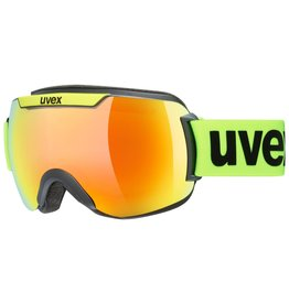 Uvex Downhill 2000 CV S2 Black Mat Orange Hco
