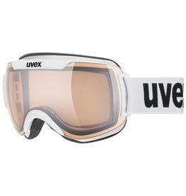 Uvex Downhill 2000 V S1-3 White Vario Silver