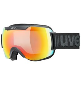 Uvex Downhill 2000 V S1-3 Black Mat Rainbow