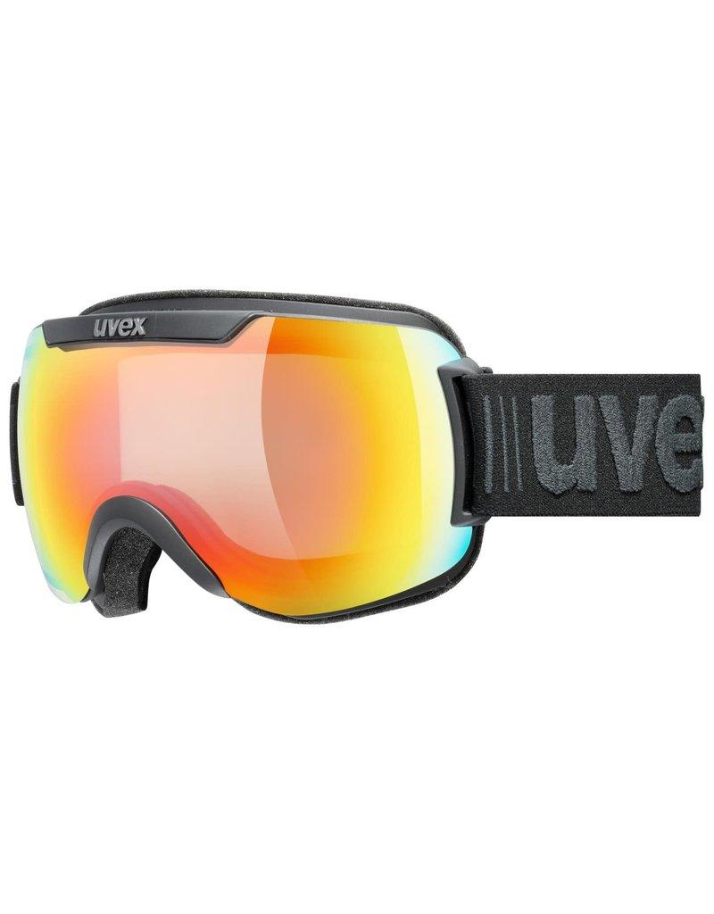 Uvex Downhill 2000 V S1-3 Black Mat Rainbow