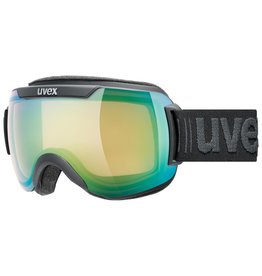 Uvex Downhill 2000 V S1-3 Black Mat Green