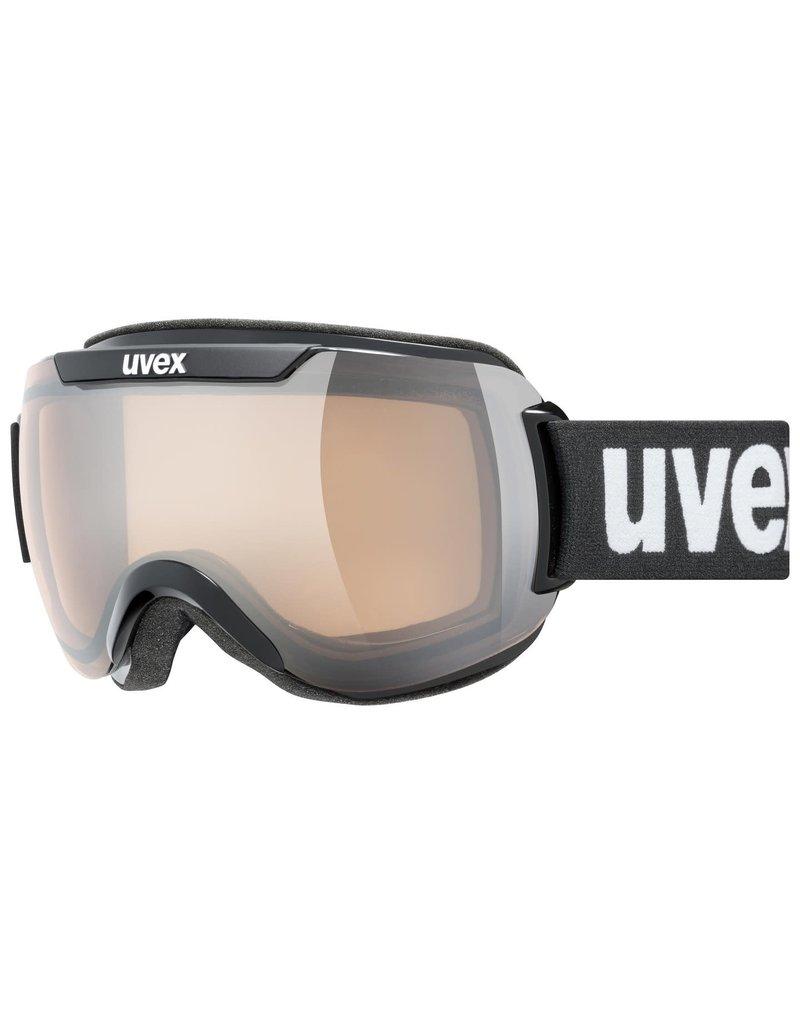 Uvex Downhill 2000 V S1-3 Black Vario Silver