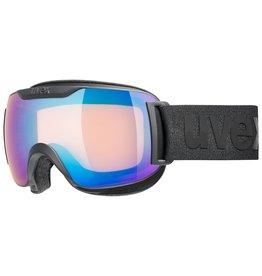 Uvex Downhill 2000 S CV S1 Black Mat Blue Vista