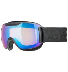 Uvex Downhill 2000 S CV S2 Black Mat Blue Hco