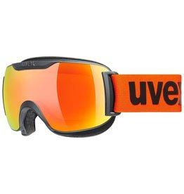 Uvex Downhill 2000 S CV S2 Black Mat Orange Hco