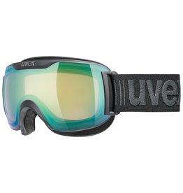 Uvex Downhill 2000 S V S1-3 Black Mat Green
