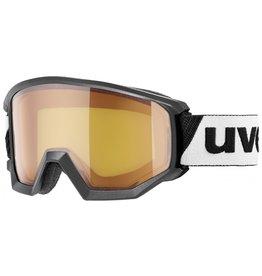 Uvex Athletic LGL Skibril Black Blue