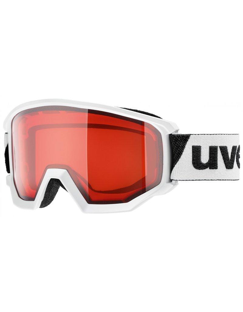 Uvex Athletic LGL Goggle White Rose
