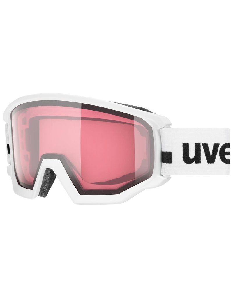 Uvex Athletic V S2-3 Skibril White