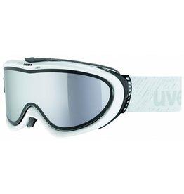 Uvex Comanche TOP Skibril White Silver