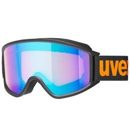 Uvex G.Gl 3000 CV S2 Black Mat Blue Hco