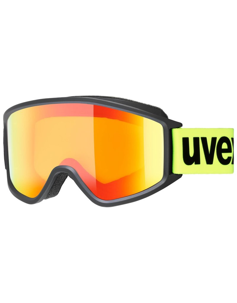 Uvex G.Gl 3000 CV S1 Black Mat Orange