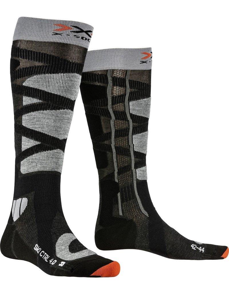 X-Socks Ski Control 4.0 Anthracite Grey