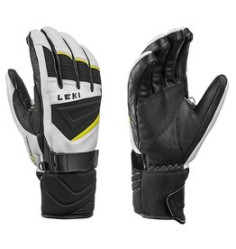 Leki Griffin S White Black Lime