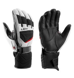 Leki Griffin S White Black Red