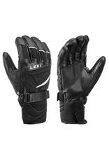 Leki Griffin S Gloves Black White