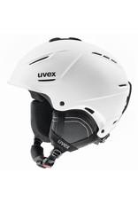 Uvex P1us 2.0 Helm White Mat