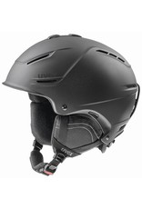 Uvex P1us 2.0 Helm Black Mat