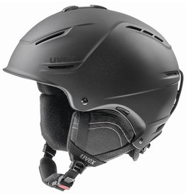 Uvex P1us 2.0 Helmet Black Mat