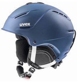 Uvex P1us 2.0 Helmet Blue Mat