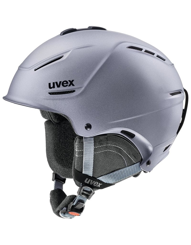Uvex P1us 2.0 Helmet Strato Metal Mat