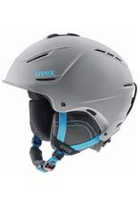 Uvex P1us 2.0 Helm Grey Blue Mat