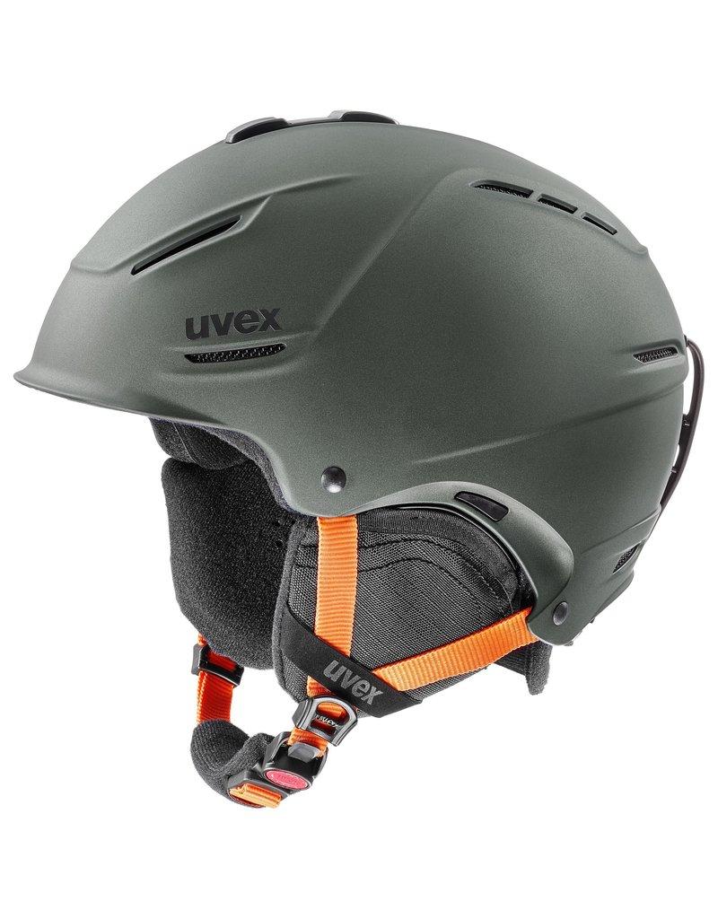 Uvex P1us 2.0 Helmet Olive Mat