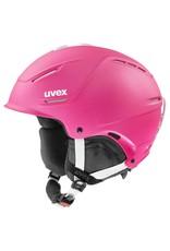 Uvex P1us 2.0 Helmet Pink Metal