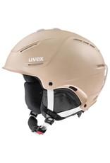 Uvex P1us 2.0 Helmet Prosecco Metal Mat