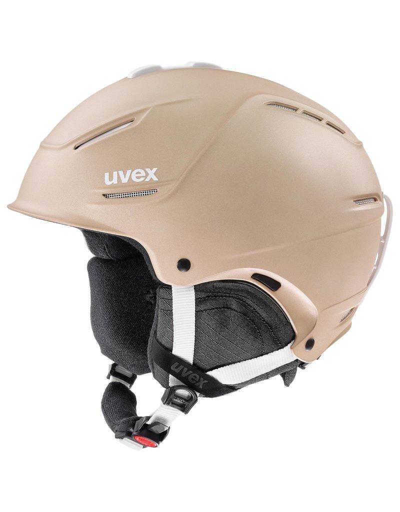 Uvex P1us 2.0 Helm Prosecco Metal Mat