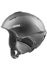 Uvex Primo Helm Black Mat