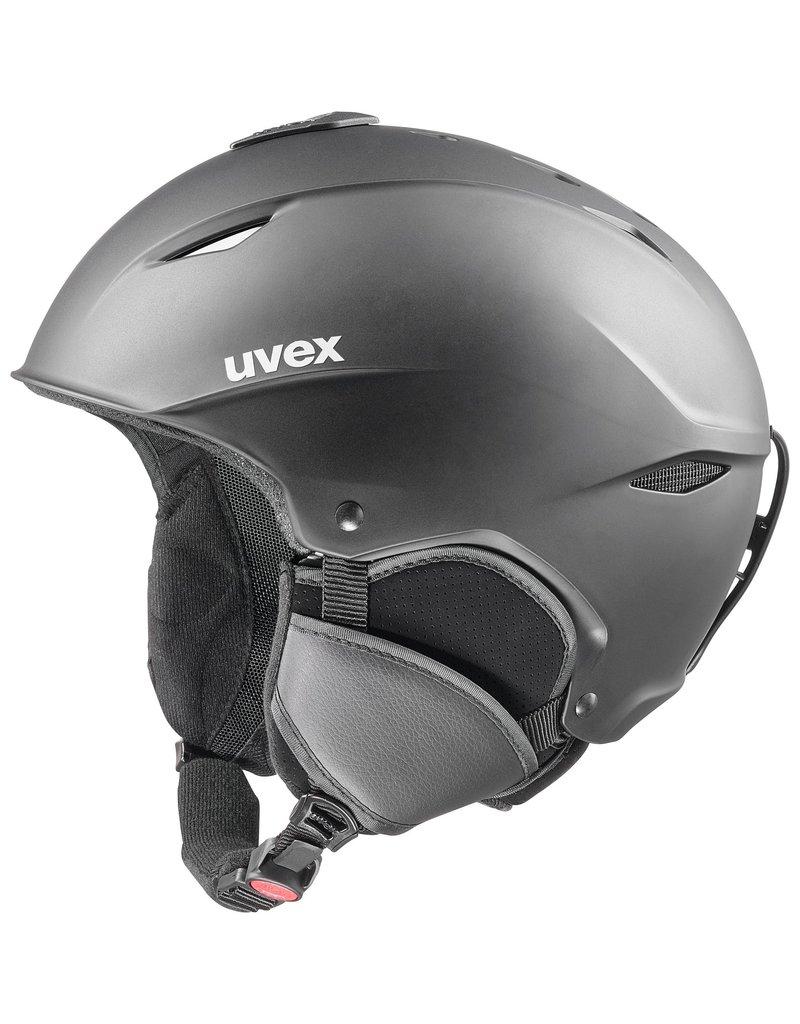 Uvex Primo Helmet Black Mat