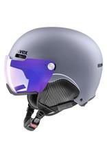 Uvex Hlmt 500 Vario Strato Metal Mat