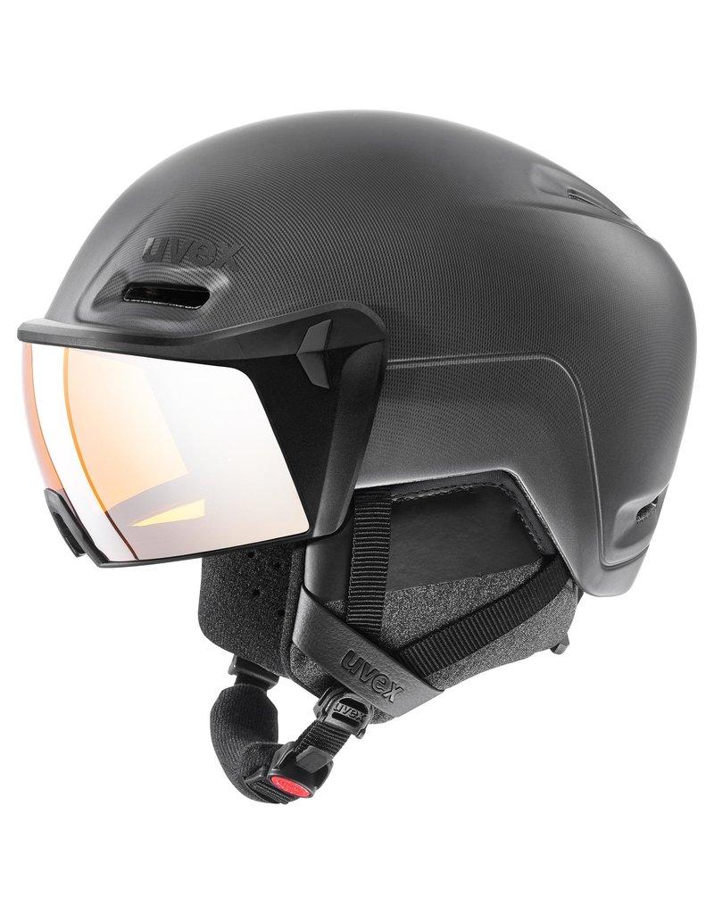 Uvex Hlmt 700 Visor Black Mat