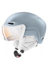 Uvex Hlmt 700 Visor Dust Blue