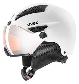 Uvex Hlmt 600 Visor White Mat