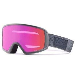 Giro Gaze Titanium Quilted Amber Pink
