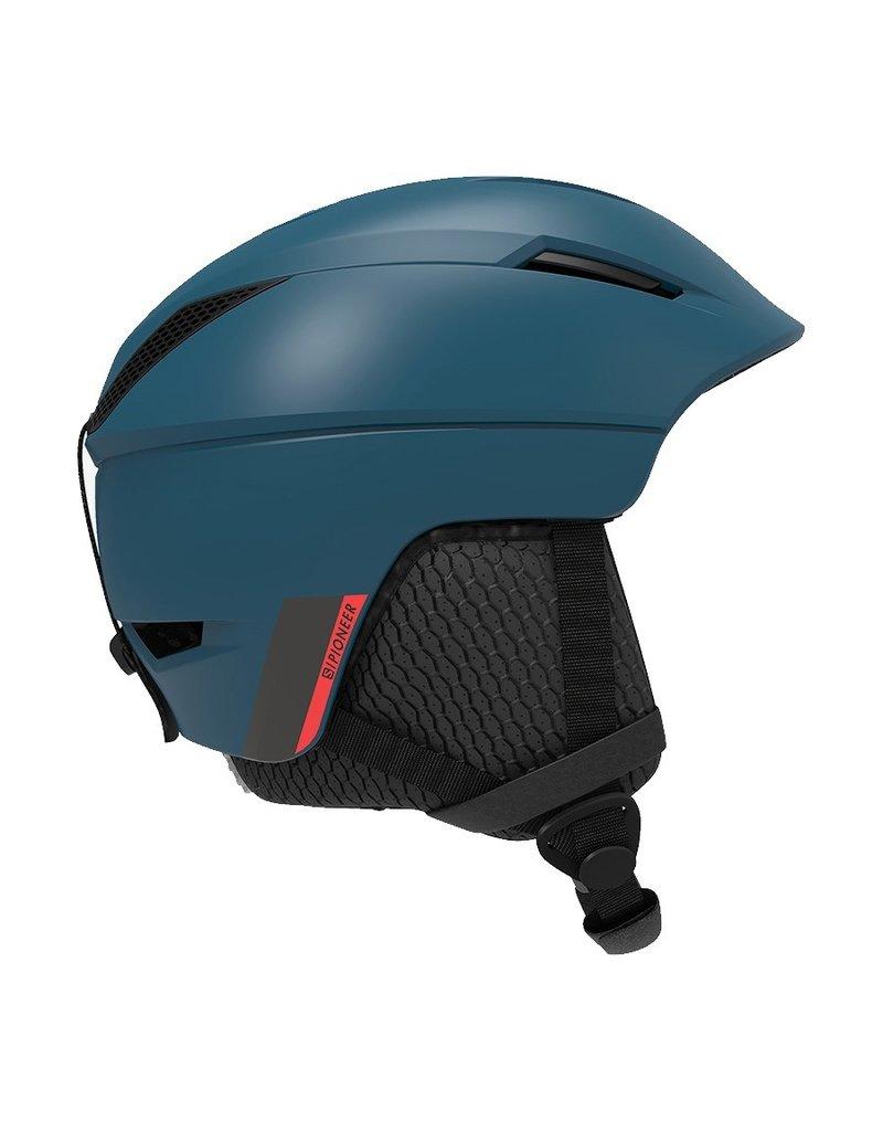 Salomon Pioneer Helmet Moroccan Blue