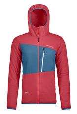 Ortovox Swisswool Zebru Jacket W Hot Coral