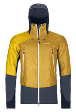Ortovox Swisswool Piz Palu Jacket M Yellowstone