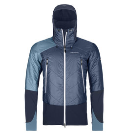 Ortovox Swisswool Piz Palu Jacket M Night Blue