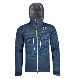 Ortovox 3L Guardian Shell Jacket M Night Blue