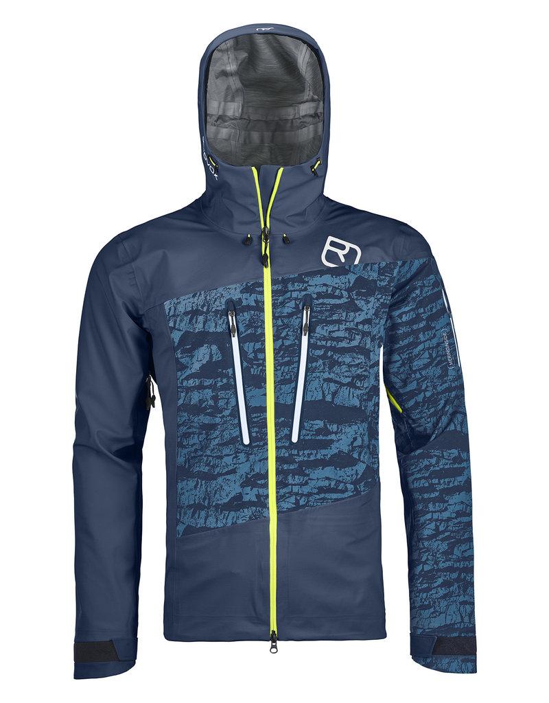 Ortovox 3L Guardian Shell Jacket M Night Blue