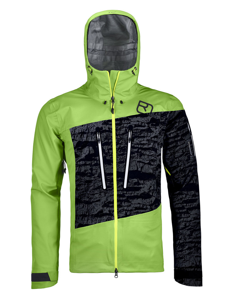 Ortovox 3L Guardian Shell Jacket M Matcha Green